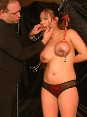 Asian BDSM and Pain