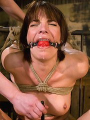 Dana DeArmond returns to Wiredpussy to be dominated by Claire Adams